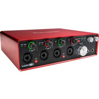 Focusrite scarlett 18i8 2nd