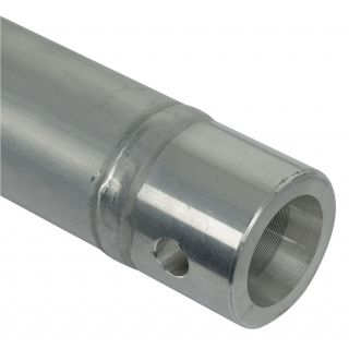 2 Showtec - Single Tube 50mm, 25 cm - Traliccio F con ricevitori femmina