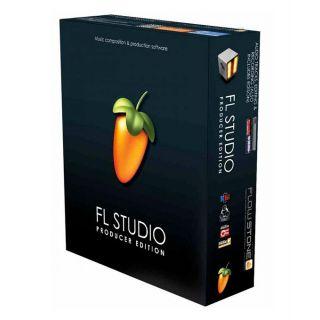 Image Line FL Studio 20 Producer Edition - Software per Produzioni Audio