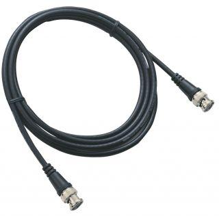 0 DMT - FV01 - Ø6 mm. BNC > BNC - 3 m