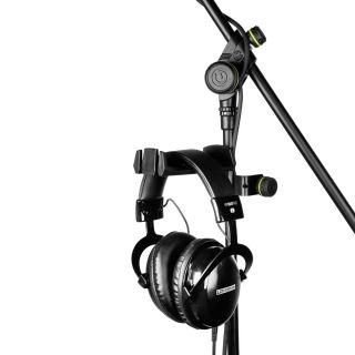 4 Gravity HP HMS 01 B - Supporto cuffie per montaggio stativo per microfono