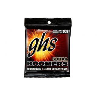 Cordiera per chitarra elettrica GHS - GBXL Boomers - Extra Light
