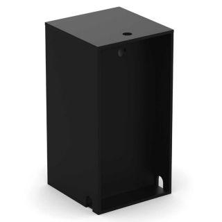 Glorious Modular Mix Rack Black - Mobile Nero per Giradischi e Vinili02