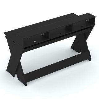 Glorious Sound Desk Pro Black - Tavolo da Studio Nero Professionale02