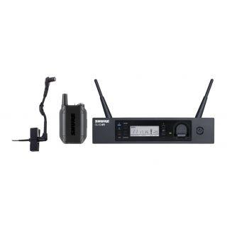 SHURE GLXD14RE/B98 - Radiomicrofono Digitale Professionale per Strumenti