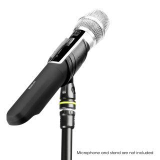 5 Gravity MS CLMP 34 - Clip per radiomicrofoni palmari