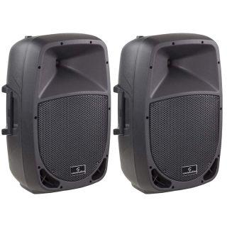 Soundsation Go-Sound 12AM Coppia Diffusore Attivo 880W Mp3/Bluetooth dj karaoke