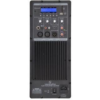2 Soundsation Go-Sound 12AM Coppia Diffusore Attivo 880W Mp3/Bluetooth dj karaoke