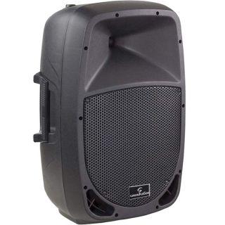 1 Soundsation Go-Sound 12AM Coppia Diffusore Attivo 880W Mp3/Bluetooth dj karaoke