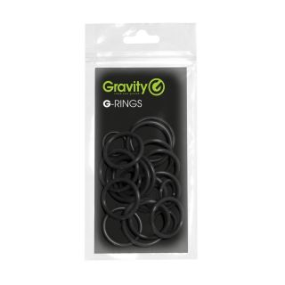 1 Gravity RP 5555 BLK 1 - Gravity Ring Pack universale, Vanta Black