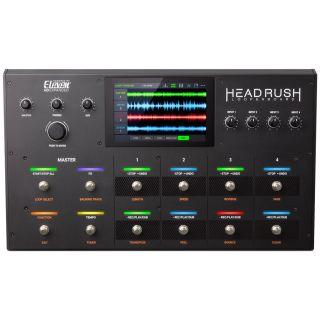 HeadRush LooperBoard - Pedaliera Looper02