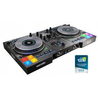 ERCULES DJ Control Jogvision angolo