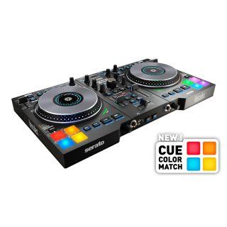 ERCULES DJ Control Jogvision angolo 2