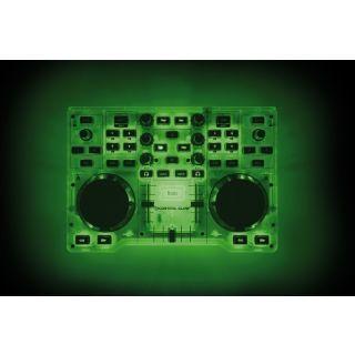 HERCULES DJ DjControl Glow Green