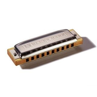 Hohner M533086 - Armonica Blues Harp Ms