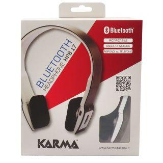 HPB 17 cuffia stereo bluetooth