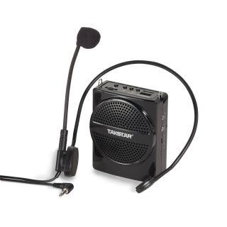 0 TAKSTAR - Amplificatore vocale portatile con player MP3 USB