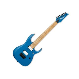 Ibanez RGDIR7M Laser Blue Matte - Chitarra Elettrica 7 Corde