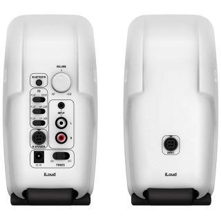 IK Multimedia iLoud Micro Monitor White (Coppia) con Borsa02