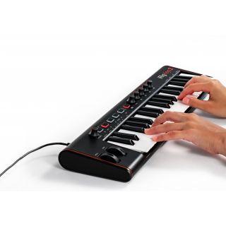 6 IK Multimedia Irig Keys 2 Tastiera Midi Controller Universale con 37 Tasti Mini