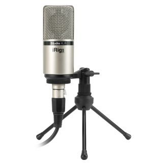 Ik multimedia irig pro duo studio suite bundle mic