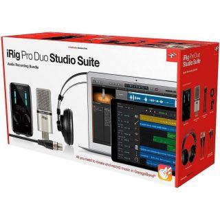 iRig pro studio suite bundle 4