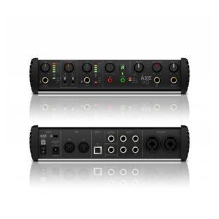 IK Multimedia AXE I/O - Interfaccia Audio per Chitarristi/Bassisti