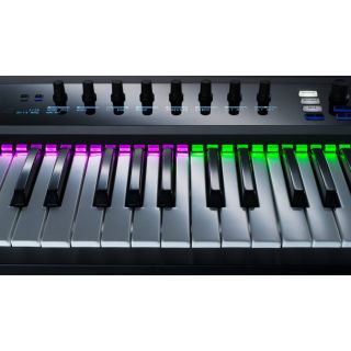 tasti led NATIVE INSTRUMENTS - KOMPLETE KONTROL S88