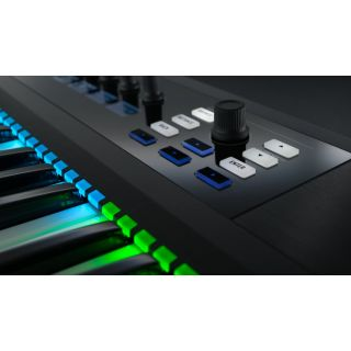 primo piano NATIVE INSTRUMENTS - KOMPLETE KONTROL S88