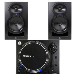Impianto Audio con Giradischi Hi Fi