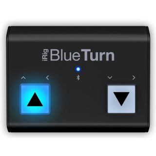 iRig BlueTurn top
