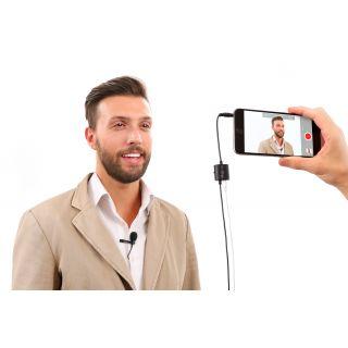 IK MULTIMEDIA iRig Mic Lav Microfono Lav Funzione
