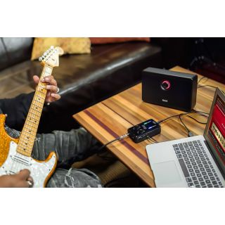 IK MULTIMEDIA iRig PRO Duo chitarra e mac