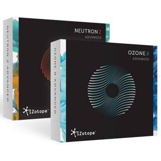 iZotope O8N2 Bundle Crossgrade da Qualsiasi Advanced - Software per Mixing e Mastering