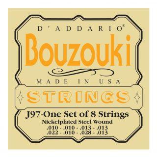 D'ADDARIO J97 - Muta per Bouzouki Set di 8 Corde
