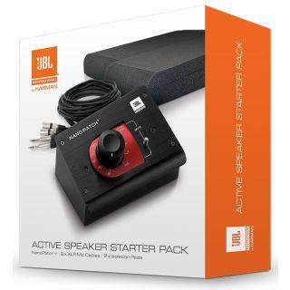 Jbl active speaker starter package