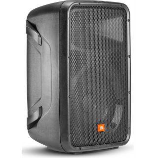 jbl eon208p speaker angle