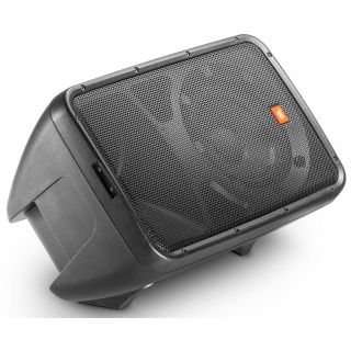 jbl eon208p speaker top