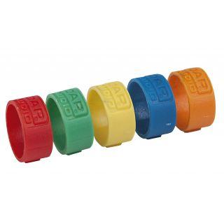 0 DAP-Audio - Ring for X-type Jack Connector - Arancione