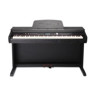 1 MEDELI - Piano digitale verticale 88 tasti con cabinet