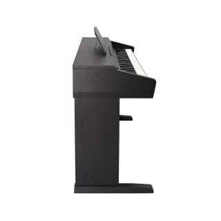 2 MEDELI - Piano digitale verticale 88 tasti con cabinet