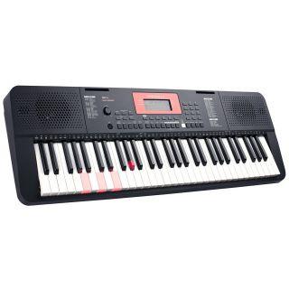 """1 MEDELI M221L - Tastiera Entry Level A 61 Tasti """"Touch Response"""" Con Sistema LED Di Illuminazione In Ogni Tasto Per L'apprendimento."""