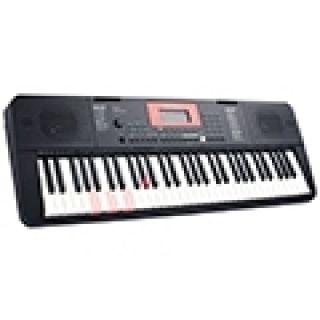 """5 MEDELI M221L - Tastiera Entry Level A 61 Tasti """"Touch Response"""" Con Sistema LED Di Illuminazione In Ogni Tasto Per L'apprendimento."""