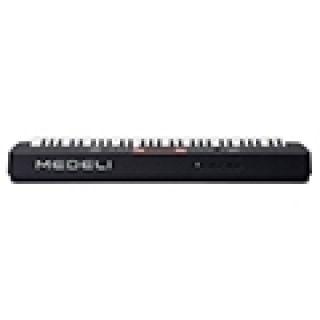 """6 MEDELI M221L - Tastiera Entry Level A 61 Tasti """"Touch Response"""" Con Sistema LED Di Illuminazione In Ogni Tasto Per L'apprendimento."""