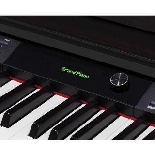 """2 MEDELI DP-460K - Pianoforte Digitale Verticale Con Tastiera Da 88 Tasti """"Hammer Action"""" E 256 Note Di Polifonia."""