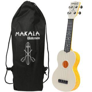 Kala MK-SWS/OR Ukulele Soprano Waterman
