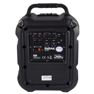 Karma BM 863 - Diffusore Portatile 25W RMS02
