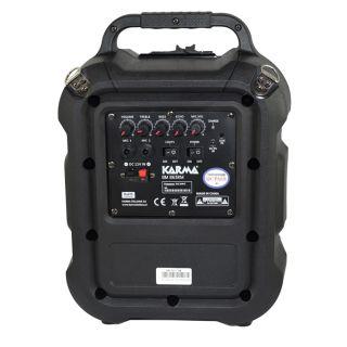 Karma BM 863RM - Diffusore Portatile 25W RMS03