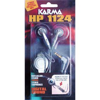 1-KARMA HP 1124 AURICOLARI
