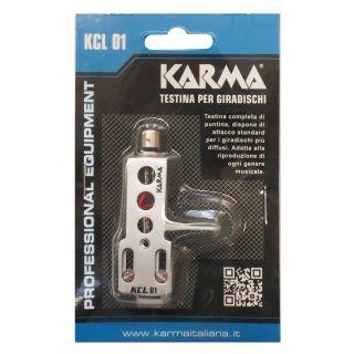 KCL 01 - Testina giradischi confezione